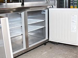 冷凍コールドテーブル