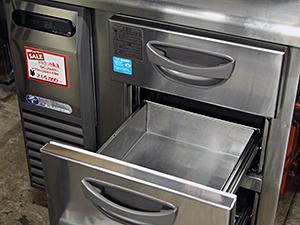 ドワロー冷蔵庫