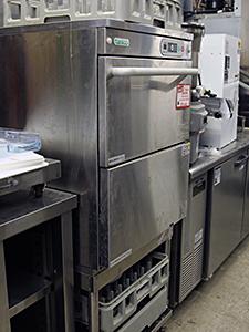 食器洗浄機(3φ200V)